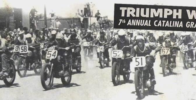 Catalina Grand Prix, el TT en tierras de EEUU